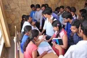 People taking form of ngo registration